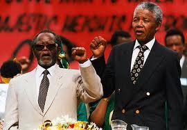 Mandela and Tambo