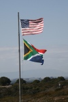 south-african-and-american-flag