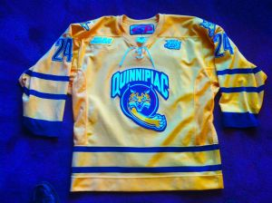 Limited Edition Frozen Four Hockey Jersey