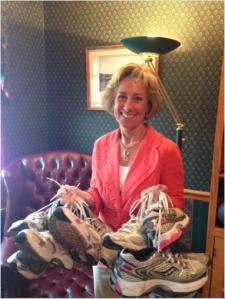 Linda Sirois Shoe Donations