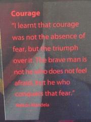 Mandela quote-red